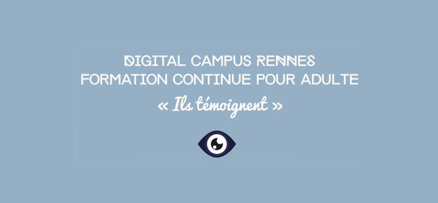 Formation Professionnelle Web - Ecole Web Rennes