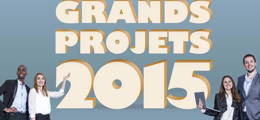 Grands Projets - Digital Campus Bordeaux