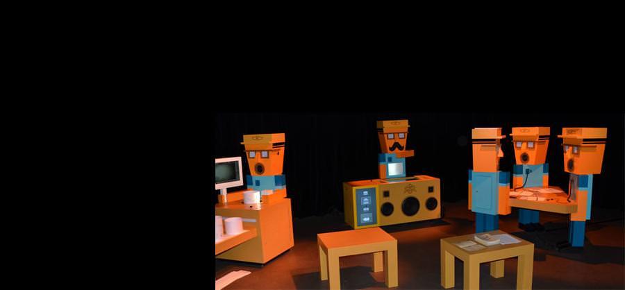 festival electroni k digital campus. Black Bedroom Furniture Sets. Home Design Ideas