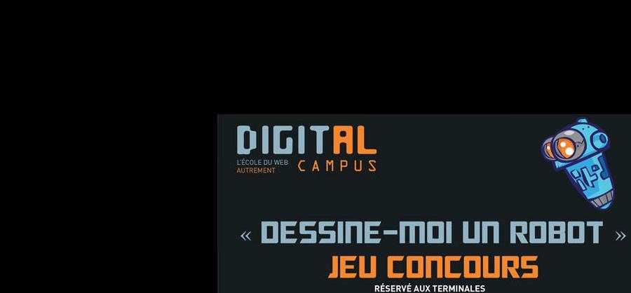 Concours robot - Ecole web multimedia Rennes