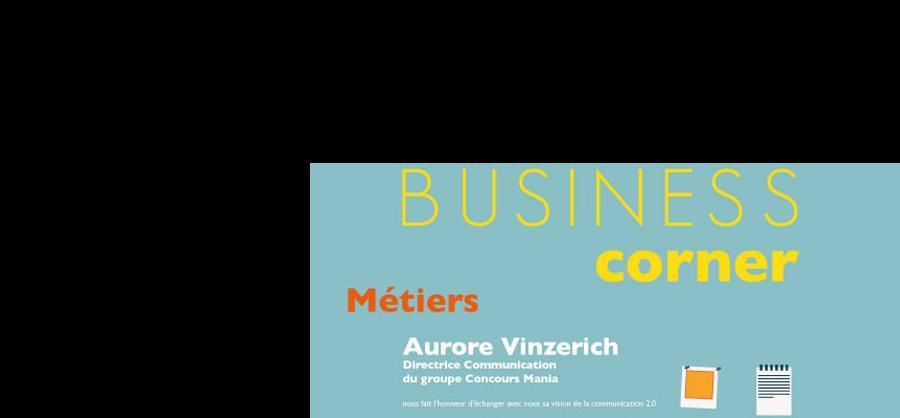 Business Corner - Ecole web Bordeaux