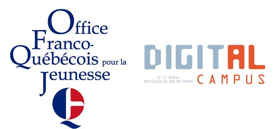 Partenariat OFQJ et Digital Campus