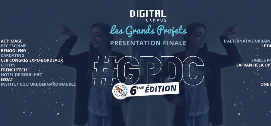 Grands Projets Digital Campus 2017 !