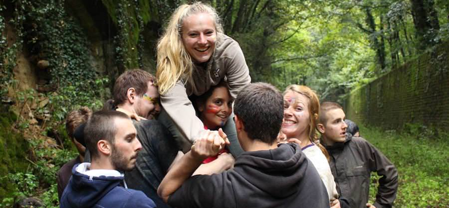 Journée intégration - Ecole web Lyon