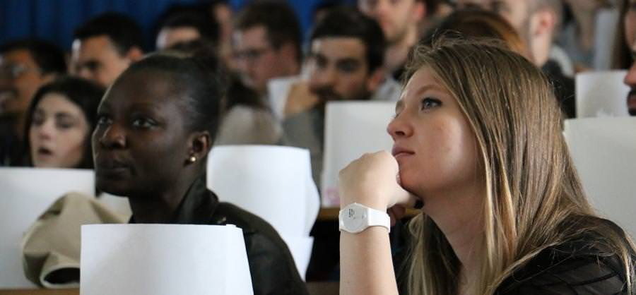 Conférence Michel et Augustin - Ecole web Toulouse