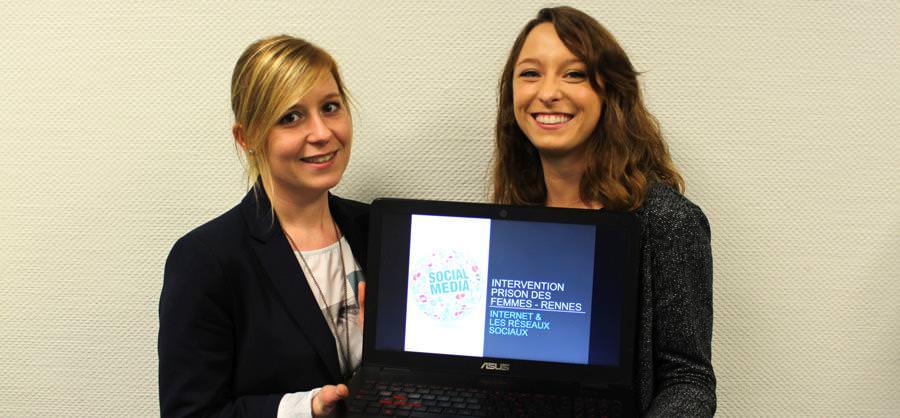 Ecole web Rennes - Prison des femmes