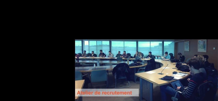 atelier recrutement - ecole web Rennes