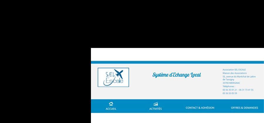 Projet refonte site - Ecole web Bordeaux