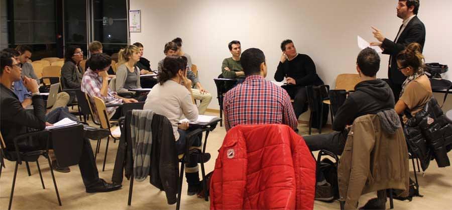 rencontre entreprises - digital campus