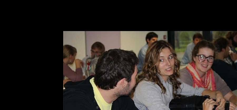 soiree parrainage - ecole web multimedia Bordeaux