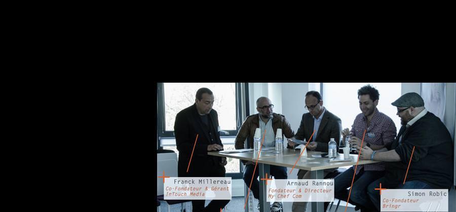 Soirée métiers digitaux - Ecole web multimedia Rennes
