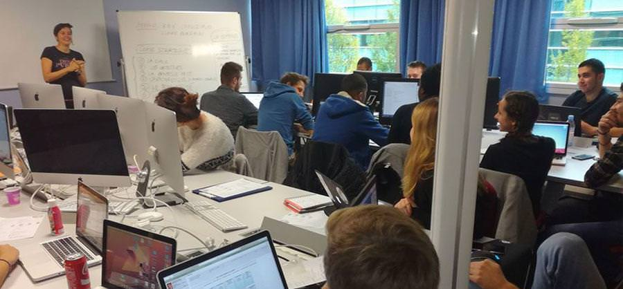 Projet webdesign - Ecole web Toulouse
