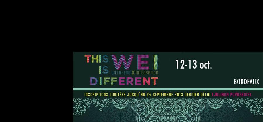 WEI d'intégration - Ecole web Bordeaux