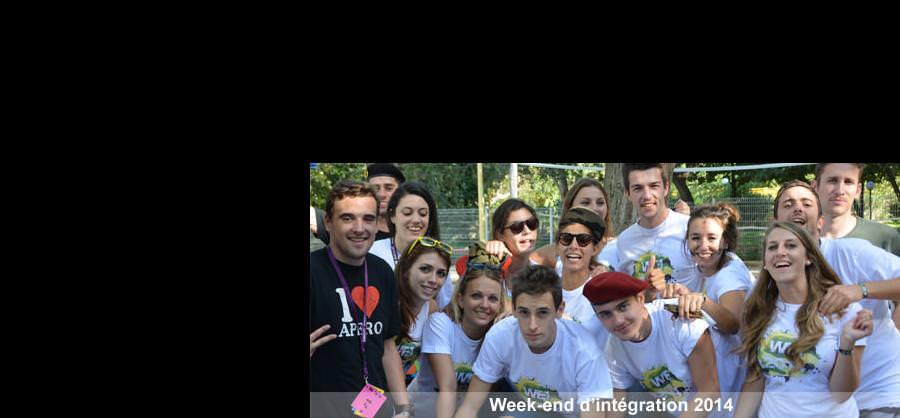 Week end d'integration - Ecole web Toulouse
