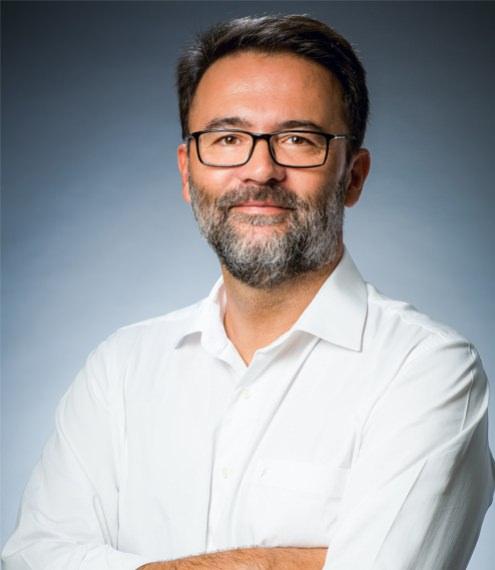Cyrille, directeur DC Montpellier