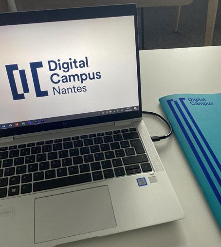 ecole digital Nantes