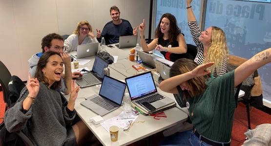 hackathon digital campus