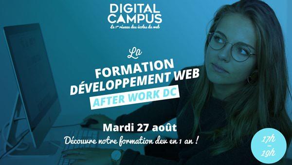 formation développement web bordeaux