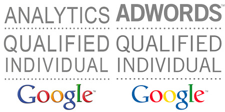 Certification Google Analytics & Adwords