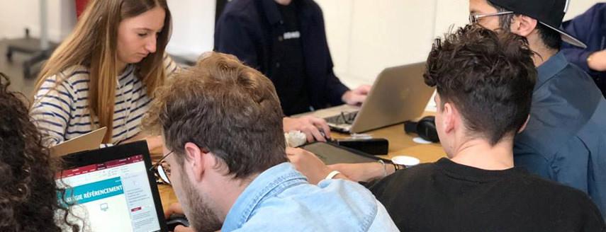 formation développement web