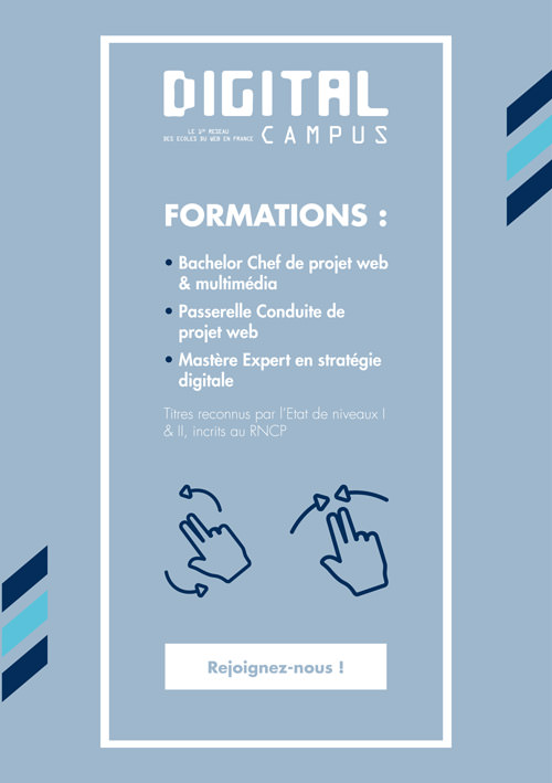 Salon studyrama et journ e portes ouvertes digital campus for Salon studyrama bordeaux