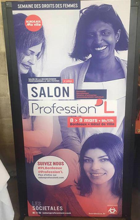 ecole du web bordeaux salon professionl