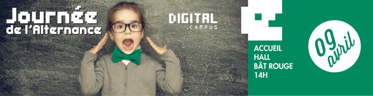 journee alternance digital campus