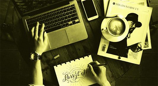 Les métiers du digital design