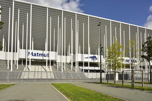 Campus Bordeaux Matmut Atlantique
