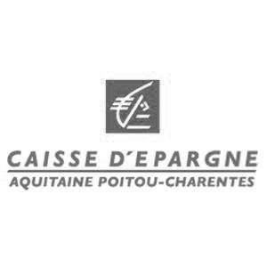 Caisse d'Epargne - école web Bordeaux