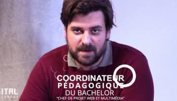 Prof ecole web Bordeaux