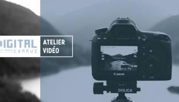 atelier video - ecole web toulouse
