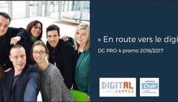 Digital Campus Lyon DC Pro4
