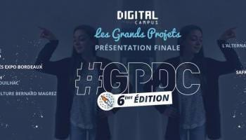 Grands Projets Digital Campus 2017 !
