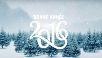 Bonne année 2016 - Ecole Informatique