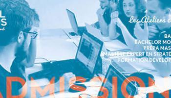 comment se déroule les admission de Digital Campus
