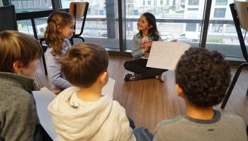DC Kids : des Chefs de projets en herbe bordeaux