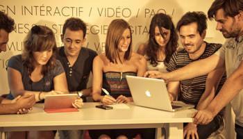 devenir UI designer - Digital campus école du web