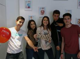 Ecole web Lyon - Nos étudiants
