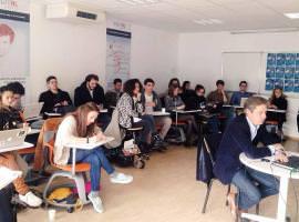 Etudiants - Ecole web Lyon