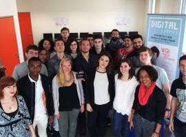 etudiants ecole web Montpellier