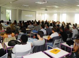 Etudiants - Ecole web multimedia Montpellier