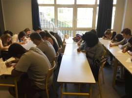 etudiants - digital campus Toulouse
