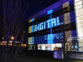 bâtiment - digital campus toulouse