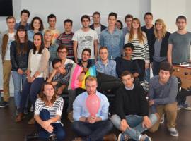 Classe Passerelle - Ecole web Rennes