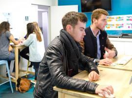 Salle de cours - ecole web Rennes