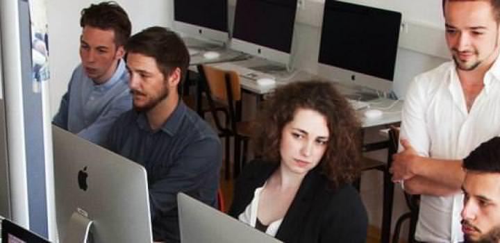 master web brand content - Digital Campus
