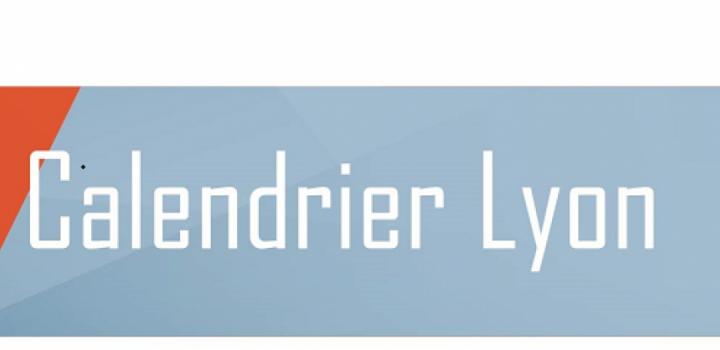 Calendrier Digital Campus Lyon