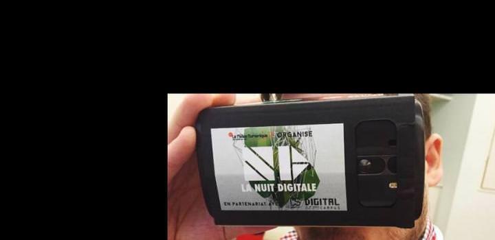 Nuit Digitale - Ecole web Toulouse