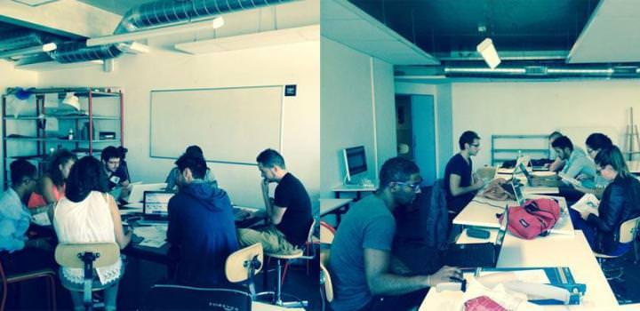 Projet DC camp - Ecole web Bordeaux